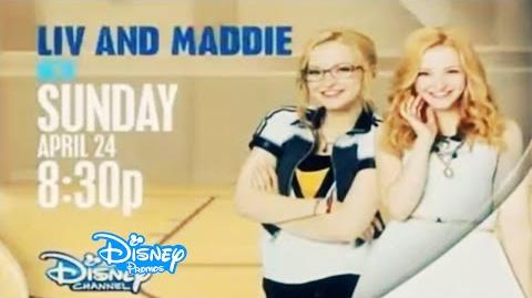 Liv and Maddie Scoop-A-Rooney Promo