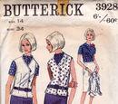 Butterick 3928 B