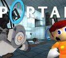 Portal M4R10 - If Mario was in... Portal