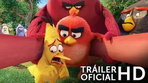 ANGRY BIRDS LA PELÍCULA. Tráiler Final HD en español. En cines 13 de mayo