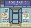 Toe-Tanic Shoes