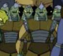 Dinosaur Soldiers (Daikessen!)