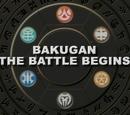 Bakugan der Kampf beginnt