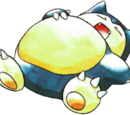 Emile's Snorlax (FireRed)