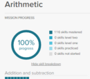 Arithmetic Math Mission