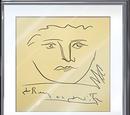 """Pablo Picasso """"Poor Robbie"""""""