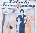 Vobachs Frauenzeitung No. 6 Vol. 35 1932