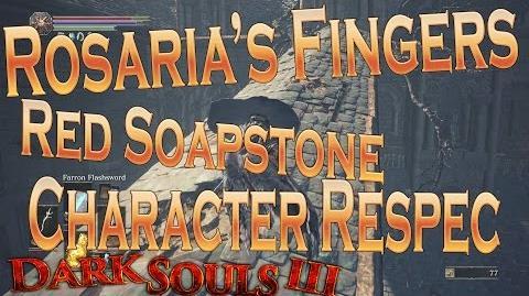 Rosaria's Fingers