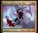 Olivia, Mobilized for War