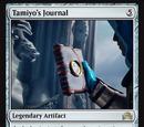 Tamiyo's Journal