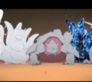 Tailed Beast Psyche Plane