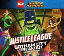 Lego DC Comics Super Heroes - Justice League: Gotham City Breakout