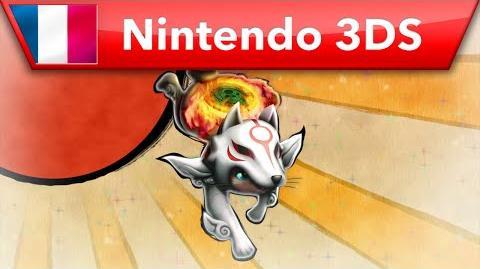 Monster Hunter Generations x Okami (Nintendo 3DS)