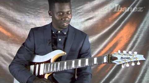 8-string guitar models