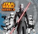 Livros infantis de Star Wars Rebels