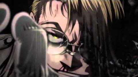 Hellsing Ultimate X - The Major's Death (English Dub)