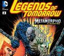 Legends of Tomorrow Vol 1 2