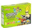 Cartoon Network Fruit Snacks