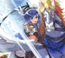 Fire Emblem 0 (Cipher) Glittering Concert of Illusions Artworks