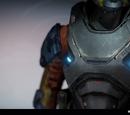 Destiny Legendary Titan Chest Armor