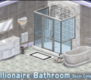 Billionaire Bathroom Decor Collection