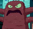 Monstruo Pastel de Carne