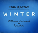 Frog Season: Winter