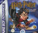 Harry Potter à l'école des sorciers (GBA)