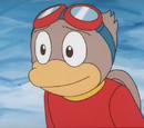 Gusuke (When Phineas meet Nobita)