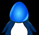 Bombilla Azul