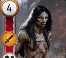 Vampire: Bruxa (gwent card)