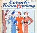 Vobachs Frauenzeitung No. 6 Vol. 36 1933