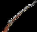 Half-Scale Antique Musket