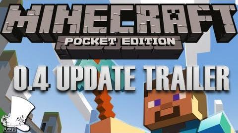 Minecraft — Pocket Edition 0.4.0 Update!-0