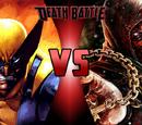 Scorpion VS Wolverine