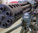 30mm GAU Cannon