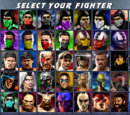 Mortal Kombat 3 Tournament Edition