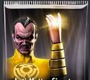 Anti-Matter Sinestro Pack