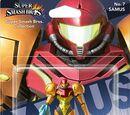 Samus - Super Smash Bros.