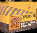 Munición Explosiva