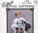 Connie's Doll Patterns 126