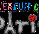 Powerpuff Girls In Paris