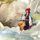 09 Won Lee in Bihwa Forest (detail).png