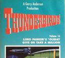 Thunderbirds (Channel 5 VHS) Volume 16