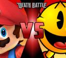 Mario vs Pac-Man