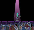 Ember's midnight concert