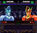 Testing and Cheats/Glitch Karuma