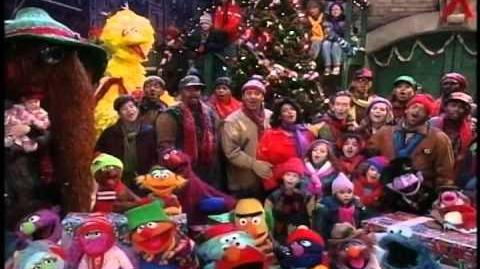 Sesame Street - Elmo Saves Christmas DVD Preview