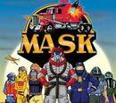 DC COMICS: M.A.S.K.