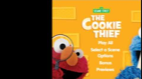 Sesame Street - The Cookie Thief Play Movie Transition